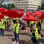 Streik bei der Spielbank Potsdam vor neuen Tarifverhandlungen