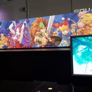 Gaming-Charaktere, Monitore