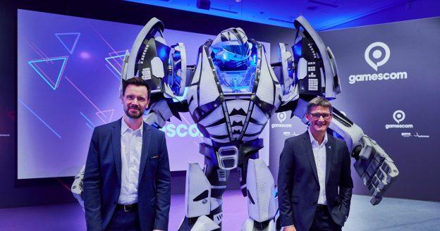 Felix Falk, Oliver Frese, Roboter