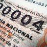 Lotería Nacional, spanischer Lottoschein