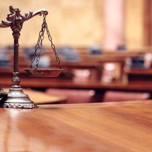 Gericht Waage Recht Gesetz