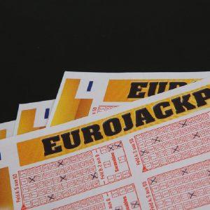 Eurojackpot Lottoscheine