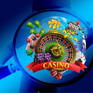 Casinospiele, Lupe