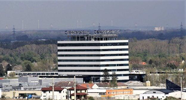 Novomatic Firmensitz Gumdboldskirchen