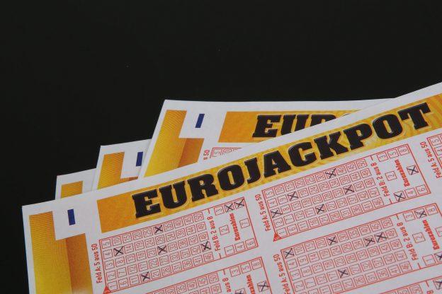 Eurojackpot, Lottoschein
