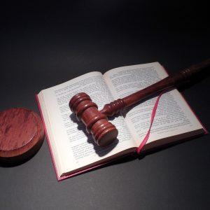 Gericht, Hammer, Gesetz