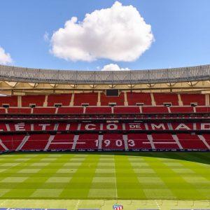 Wanda Metropolitano Stadion, Atlético Madrid