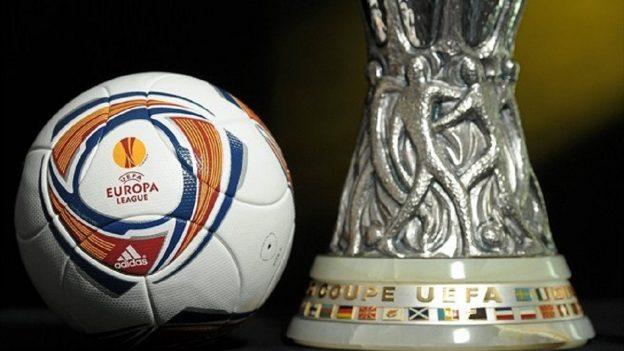Europa League Fußball Ball Pokal