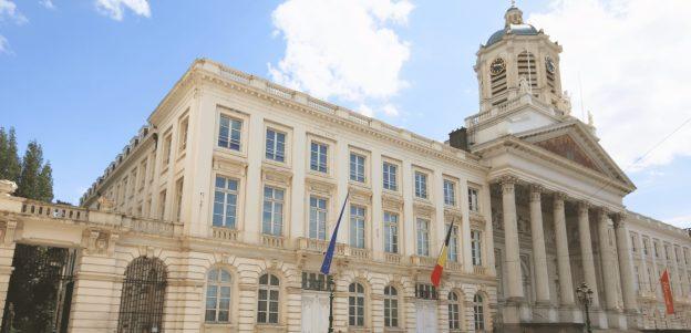 Verfassungsgericht Belgien Außenansicht