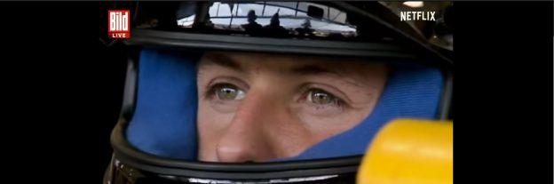 Michael Schumacher Augen Helm Netflix