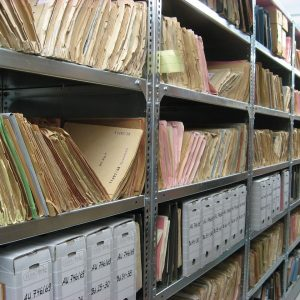DDR Akten Archiv Stasi