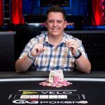 Caesars Palace-Dealer Jimmy Barnett gewinnt das Casino Employees-Event der WSOP 2021