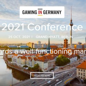 Gaming in Germany Conference