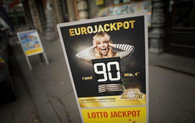 Werbung Eurojackpot